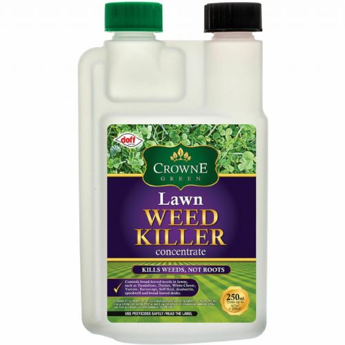 Doff Lawn Weed Killer Concentrate 250ml Treats125 sqm